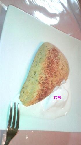 豆乳紅茶のシナモンスコーン