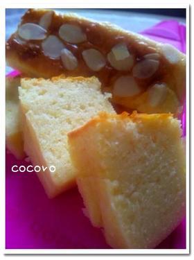 簡単!絶品クリームチーズパウンドケーキ☆