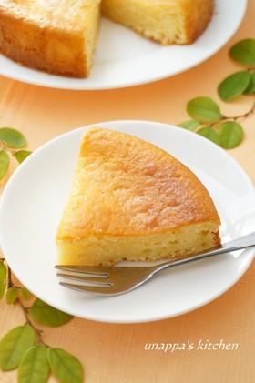 はちみつレモンのヨーグルトケーキ