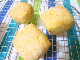 豆腐でライ麦スコーン