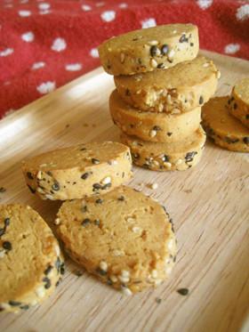 大人気!さくさくきなこクッキー!