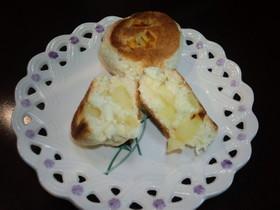 フライパンで作るスコーンみたいなパン