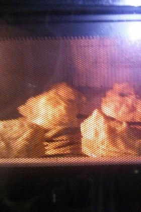 天ぷら粉でスコーン