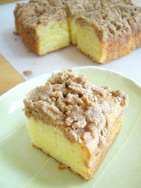 アメリカの味♪Coffee Cake☆★