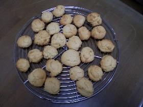 まぜまぜドロップクッキー。