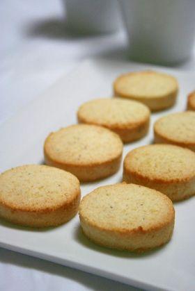 おからクッキー ホットケーキミックス