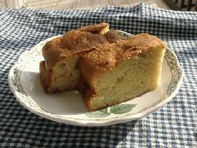 秘密のバナナケーキ